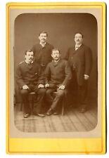 photo Ancienne Portraits Hommes