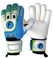 Pro Elite Football Goalkeeper Gloves Roll Finger Goalie Glove Sizes 4, 5 & 6