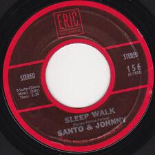 "SANTO & JOHNNY - Sleep Walk  7"" 45"
