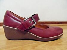 ECCO WOMENS SHOES LEATHER SIZE UK 5 / EUR 38
