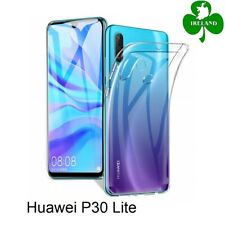 For Huawei P30 Lite Case Cover Crystal Clear Gel Protective Silicone Case New
