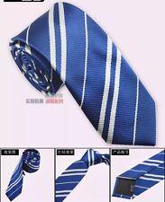 Harry Potter Ravenclaw Blue Narrow Neck Tie Unisex 145cm US Seller