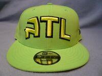 New Era 9Fifty Atlanta Hawks All Colors Snapback BRAND NEW hat cap NBA ATL green