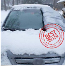 Winter Windshield Snow Cover Frost Guard Magnetic Ice Protector Car Window Hot