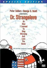 Dr. Strangelove or: How I Learned to Stop Worrying and Love the Bomb (DVD, 20...