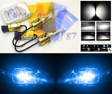 LED 96W 9006XS HB4A Blue 10000K Two Bulbs Head Light Low Beam Replacement Lamp