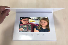 "Recordable Video Brochure 10"" HD Screen - Blank Talking A4 2gb"