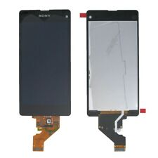 PANTALLA LCD + TACTIL DIGITALIZADOR SONY XPERIA Z1 COMPACT D5503 NEGRO