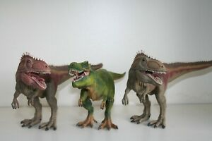 Schleich dinosaurs, group of 3, excellent condition