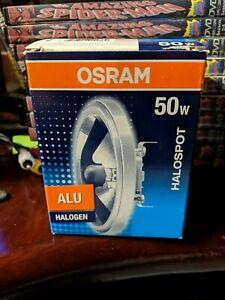 OSRAM HALOSPOT III 41835FL 12V/50W 24° G53 Halogen Reflector Bulb. NEW. N.I.B.