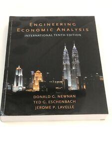 Engineering  Economic  Analysis(International Tenth Edition) Donald Newnan