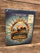 Chitty Chitty Bang Bang (DVD + Blu-Ray) Widescreen Dick Vandyke Classic NEW