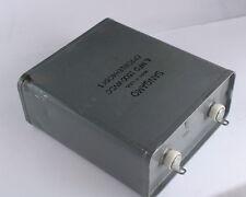 New 4uF 1500VDC Motor Run Capacitor CP70B1EH405K1