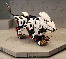 Ends_Early Zoids White Liger Zero Jager Zoids Action Figure Tiger Lion Last One