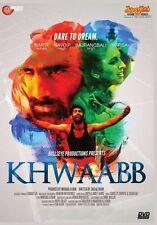 KHWAABB - SIMER MOTIANI - NAVDIP SINGH - NAFISA ALI - NEW BOLLYWOOD DVD