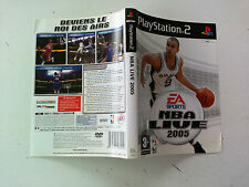 Jaquettes/Front-Back Cover NBA live 2005 Sony Playstation 2 PS2 FR