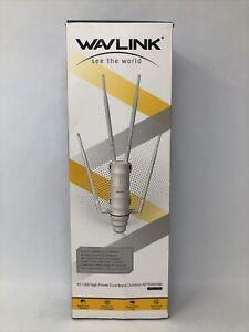 WAVLINK AC1200 WIFI Outdoor Repeater Wireless Booster 2.4/5GHz POE WAN&LAN
