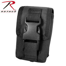 Rothco 9854 MOLLE Strobe/GPS/Compass Pouch - Black