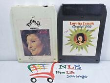 2 Loretta Lynn 8 Tracks