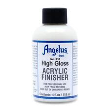 Angelus No. 610 Acrylic Finisher High Gloss in 4 oz