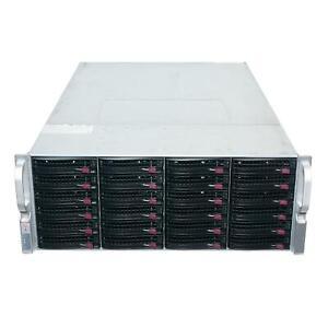 Supermicro CSE-847BE1C-R1K28LPB 4U Server Chassis 2x1280W 36-Bay BPN-SAS3-846EL1