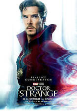 """Doctor Strange IMAX 3D : Movie banner : 27"""" X 40"""" Top Quality VINYL Poster. #A"""
