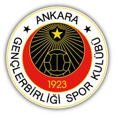 Genclerbirligi Fc Turkey Soccer Football Car Bumper Sticker Decal 5 X 5