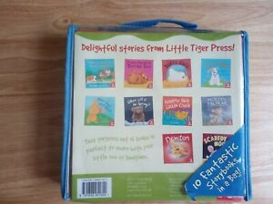 10 storybooks in a bag from Little Tiger Press - Children's Books