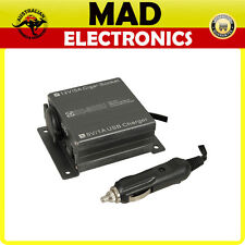 24V to 12V DC-DC Converter 5A with USB