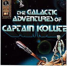 KO ANC/The Galactic Adventures of capitano kolute (NUOVO)