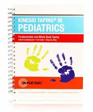 BRAND NEW KINESIO TAPING IN PEDIATRICS MANUAL