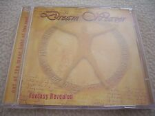 DREAM WEAVER - Fantasy Revealed CD Secret Port Records 2001 NM