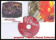 "NIRVANA ""Unplugged in New York"" (CD) 1994"