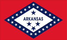 5' x 3' Arkansas Flag American State USA US United States of America Banner