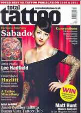 TOTAL TATTOO Magazine OCTOBER 2011 (NEW COPY)