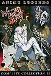WOLF'S RAIN - COMPLETE COLLECTION II (3 DVDs, 2006) BRAND NEW SEALED Anime