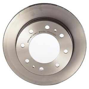 Brembo Front Left or Right Coated Brake Disc Rotor For Cadillac Chevy GMC Hummer