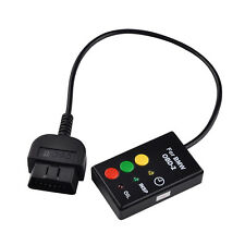 2001-2016 Mini OBD2 OBDII Oil Service & Inspection Light Reset Tool 12V Black