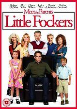 Meet The Parents - Little Fockers (DVD, 2011)  Robert De Niro, Jessica Alba NEW