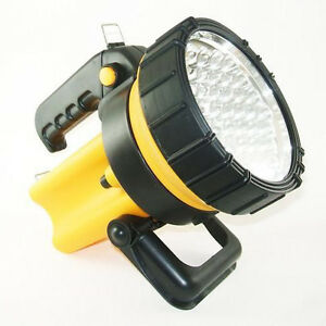 37 LED BRIGHT LANTERN SPOTLIGHT RECHARGEABLE FLASHLIGHT EMERGENCY WORK TORCH