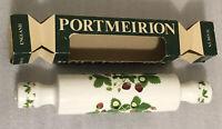 Vintage PORTMEIRION England ROLLING PIN Susan Williams-Ellis!! Rare W/Box!