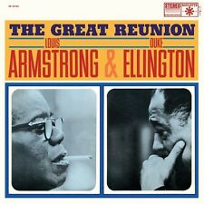 Louis Armstrong & Duke Ellington - The Great Reunion [New Vinyl] 180 Gram