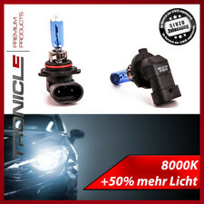 HB4 9006 55W 8000K XENON LOOK OPTIK HALOGEN LAMPE E-PRÜFZEICHEN WHITE AUTOLAMPE