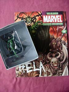 Hela #200 Classic Marvel Figurine Collection Figure & Mag Eaglemoss VFN