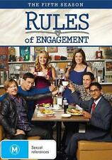 Rules Of Engagement SEASON 5 : NEW DVD