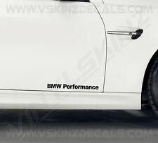 BMW Performance Logo Premium Autotür Abziehbilder Aufkleber Kit M2 M3 M4 Alpina