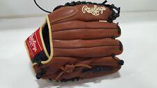 """New listing Rawlings Sandlot Baseball Glove Series 11 3/4"""" Left-Handed Thrower"""