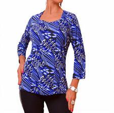 Blouse 3/4 Sleeve Plus Size Maternity Tops & Shirts