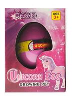 Magic Hatching Unicorn Egg - Grow Your Own Toy Growing In Water Animal Kids Bath