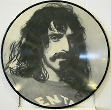 "FRANK ZAPPA ""NO PICTURE DISC""   lp limited edition  mint"